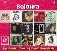 Cover Bojoura - The Golden Years Of Dutch Pop Music