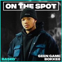 Cover Bokke8 - Geen Game