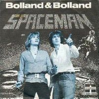 Cover Bolland & Bolland - Spaceman