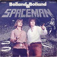 Cover Bolland & Bolland - Spaceman