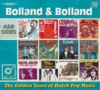 Cover Bolland & Bolland - The Golden Years Of Dutch Pop Music