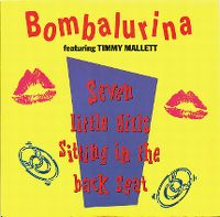 Cover Bombalurina feat. Timmy Mallett - Seven Little Girls Sitting In The Back Seat