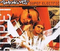 Cover Bomfunk MCs - Super Electric