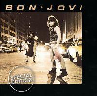 Cover Bon Jovi - Bon Jovi