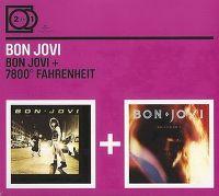Cover Bon Jovi - Bon Jovi + 7800° Fahrenheit