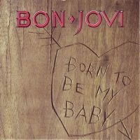 Cover Bon Jovi - Born To Be My Baby