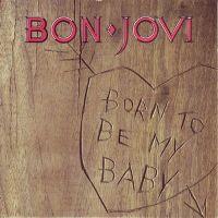 Cover Bon Jovi - Born To Be My Baby
