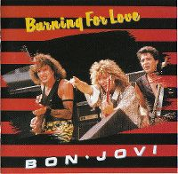 Cover Bon Jovi - Burning For Love