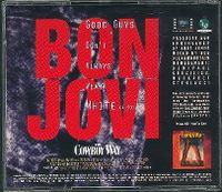 Cover Bon Jovi - Good Guys Don't Always Wear White