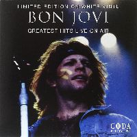 Cover Bon Jovi - Greatest Hits Live On Air