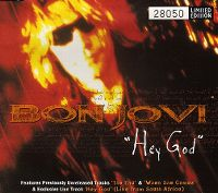 Cover Bon Jovi - Hey God