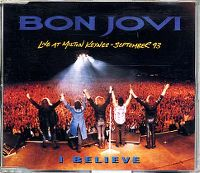 Cover Bon Jovi - I Believe