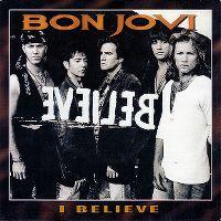 Cover Bon Jovi - I Believe