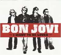 Cover Bon Jovi - I Want To Be Loved