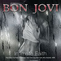 Cover Bon Jovi - Intimate Faith