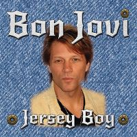 Cover Bon Jovi - Jersey Boy