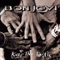 Cover Bon Jovi - Keep The Faith