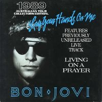 Cover Bon Jovi - Lay Your Hands On Me