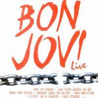 Cover Bon Jovi - Live