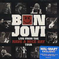 Cover Bon Jovi - Live From The Have A Nice Day Tour