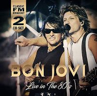 Cover Bon Jovi - Live In The 80's