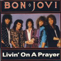 Cover Bon Jovi - Livin' On A Prayer