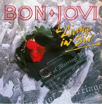 Cover Bon Jovi - Living In Sin