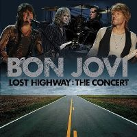 Cover Bon Jovi - Lost Highway: The Concert