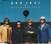 Cover Bon Jovi - Misunderstood