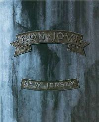 Cover Bon Jovi - New Jersey