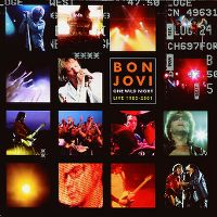 Cover Bon Jovi - One Wild Night - Live 1985-2001