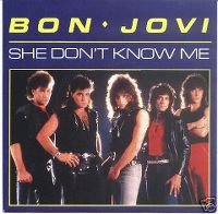 Cover Bon Jovi - She Don't Know Me