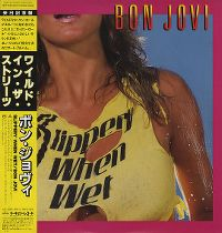 Cover Bon Jovi - Slippery When Wet