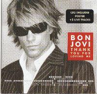 Cover Bon Jovi - Thank You For Loving Me