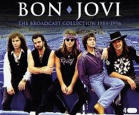 Cover Bon Jovi - The Broadcast Collection 1984 -1996