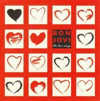 Cover Bon Jovi - The Love Songs