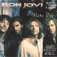 Cover Bon Jovi - These Days - Special Edition