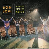Cover Bon Jovi - Wanted Dead Or Alive (Live)