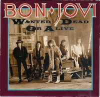 Cover Bon Jovi - Wanted Dead Or Alive