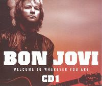 Cover Bon Jovi - Welcome To Wherever You Are
