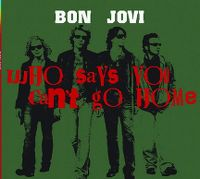 Cover Bon Jovi - Who Says You Can't Go Home