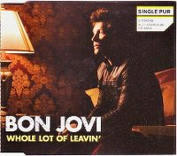 Cover Bon Jovi - Whole Lot Of Leavin'