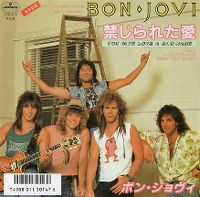 Cover Bon Jovi - You Give Love A Bad Name