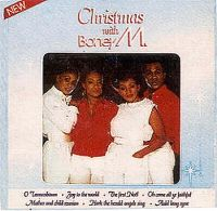 Cover Boney M. - (New) Christmas With Boney M.