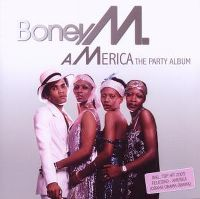 Cover Boney M. - America - The Party Album