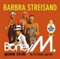 Cover Boney M. - Barbra Streisand - Boney M. Goes Club