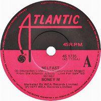 Cover Boney M. - Belfast