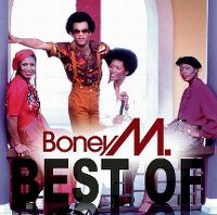 Cover Boney M. - Best Of