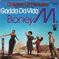 Cover Boney M. - Children Of Paradise