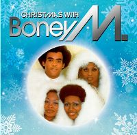 Cover Boney M. - Christmas With Boney M.